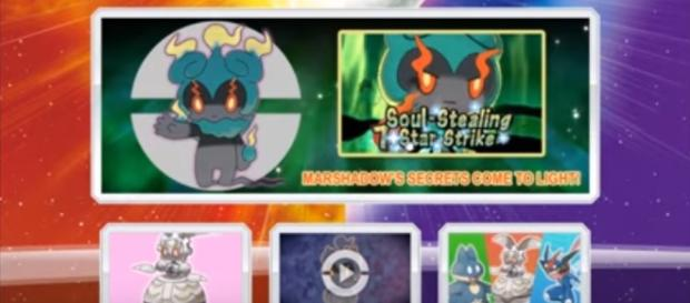 Players of 'Pokemon Sun and Moon' can unlock the mysterious level 50 Marshadow starting October 9. Verlisify/YouTube