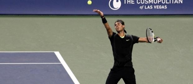 Rafael Nadal [Image by The Cosmopolitan of Las Vegas|Wikimedia Commons| Cropped | CC BY-SA 2.0 ]