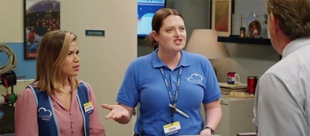 """Superstore"" season 3 is set to premiere this September 28, featuring the grand reopening of Cloud 9. (YouTube/Superstore)"
