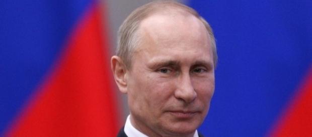 Vladimir Putin via Wikimedia Commons