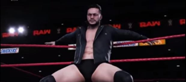 'WWE 2K18' debuts an impressive look at Finn Balor in his latest entrance footage. WWE 2K/YouTube