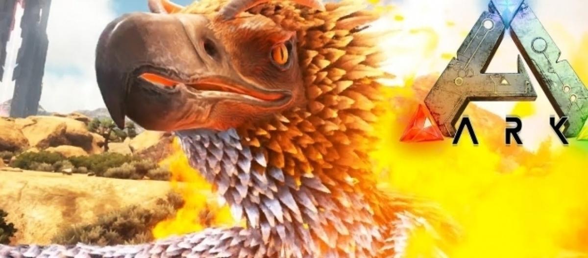 Ark: Survival Evolved' Ragnarok Mod on PC