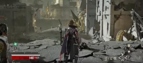 "Bandai Namco reveals new information about ""Code Vein"" - YouTube/IGN"