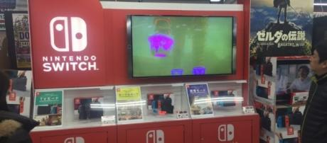 Nintendo Switch Stays On Top in Japan Despite Sharp Week Two ... - nintendolife.com