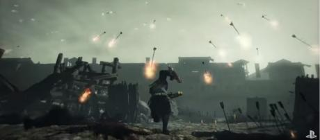"""""""NiOh"""" will be getting its final downloadable content for the PS4 called Bloodshed's End - YouTube/PlayStation EU"""