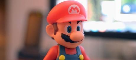 Super Mario, Image Credit: Sergey Galyonkin / Wikicommons