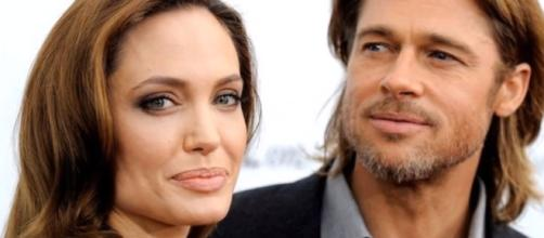 Angelina Jolie and Brad Pitt are reportedly finalizing their divorce very soon. Photo by News 247/YouTube Screenshot