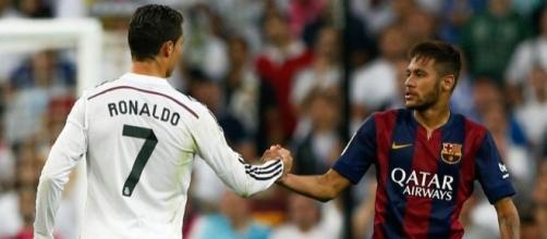 Barça : Neymar invite Cristiano Ronaldo dans la MSN - Football ... - foot01.com