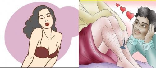 Coisas que as mulheres fazem e os homens odeiam.