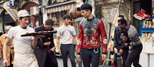 Dolce&Gabbana a Napoli, polemiche a non finire