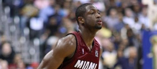 Dwyane Wade exercised $23.8 million option in the final year of his deal with Bulls -- Keith Allison via WikiCommons