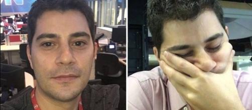 Evaristo Costa raramente deixava sua barba crescer