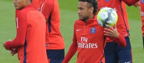 Foot PSG - PSG : Neymar Ballon d'Or, Mbappé... Thiago Silva rêve ... - foot01.com