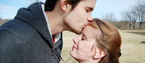Forehead Kiss - allisonmseward12 via Flickr