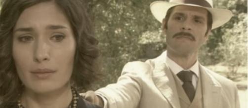 Il Segreto, Camila: chi è il suo vero padre? - blastingnews.com