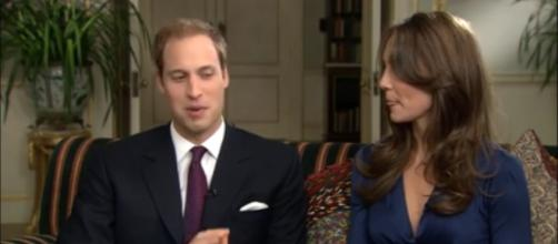 Prince William escorts nervous son George to first day at school - Image - ODN -youtube screenshot