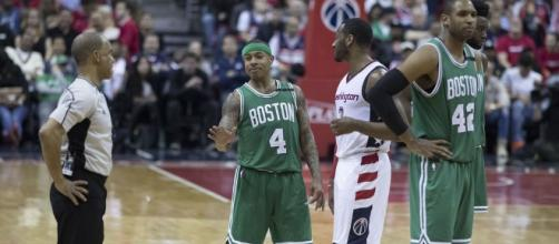 Isaiah Thomas thinks LeBron James is the greatest player. Image Credit: Keith Allison / Flickr
