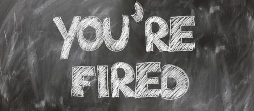 Jeff Payne fired. Image via Pixabay.