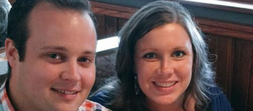Josh and Anna Duggar from social network