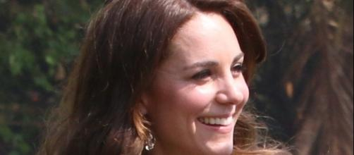Kate Middleton is experiencing a pregnancy-related condition (WIkimedia Commons).