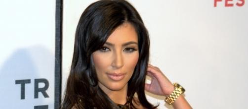 Kim Kardashian West- (Wikimedia Commons/David Shankbone)