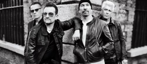 Larry Mullen, Bono, The Edge y Adam Clayton (vía - musicaenvinyl.com)