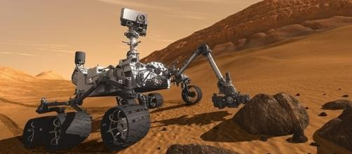 Mars Science Laboratory Curiosity rover (Credit - wikimediacommons)