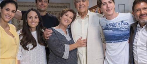 Mi marido tiene familia: Eric del Castillo se integra al elenco