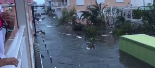 Ouragan Irma : scènes de dévastation à Saint-Barthélémy