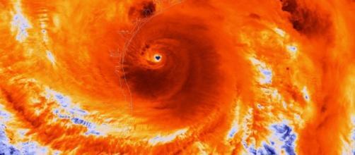 Satellite image of Hurricane Irma. Photo: Creative Commons