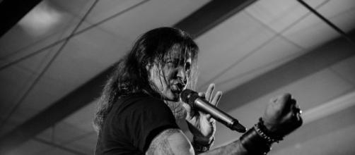Scott Stapp is passionate in performance and in his conviction to end stigmas related to mental illness. Facebook post-used by permission