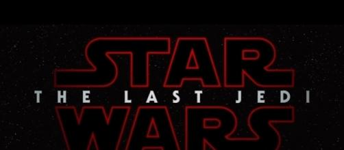 """""""Star Wars: The Last Jedi,"""" the official title for """"Star Wars: Episode VIII. (Photo: YouTube/Star Wars)"""
