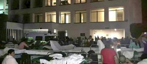 Terremoto di magnitudo 8.4 terrorizza 50 milioni di messicani ... - leggo.it
