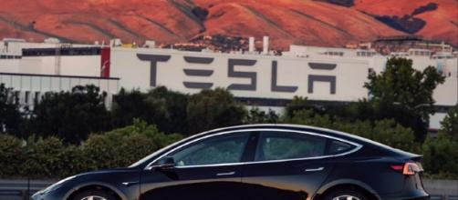 Tesla will unveil the plans for an electric semi-truck. Image Source: Tesla/Instagram