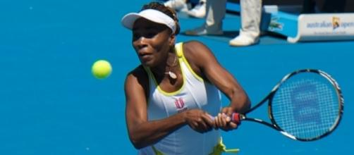 Venus Williams [Image by Sascha Wenninger|Wikimedia Commons| Cropped | CC BY-SA 2.0]