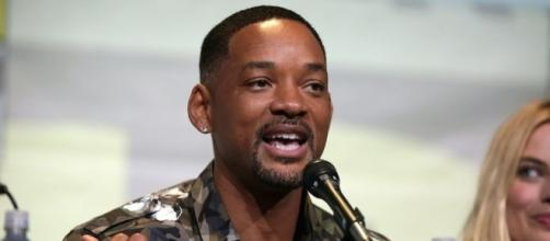 Your new Genie: Will Smith to play the Genie on Disney's live-action 'Aladdin' movie. / from 'Wikimedia Commons'