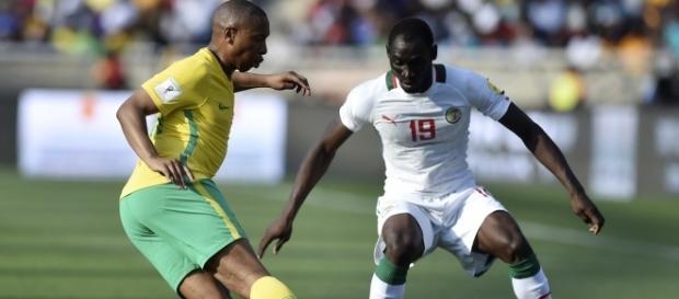 Africa do Sul e Senegal terão que jogar novamente