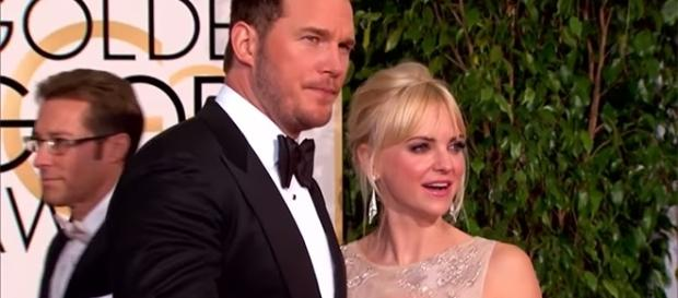 "Anna Faris is opening up about her relationship with Chris Pratt in her upcoming memoir ""Unqualified."" - Image Credit: YouTube/Inside Edition"