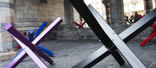Barricades 1 - Paolo Ceribelli