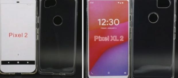 Google Pixel 2/ ZONEofTECH / Youtube Screenshot