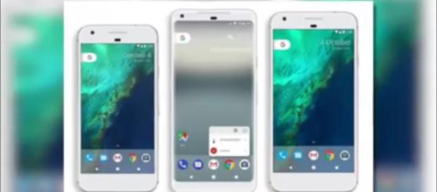 Google Pixel 2, XL 2: Design and display discussed- Krystal Key-youtube screenshot
