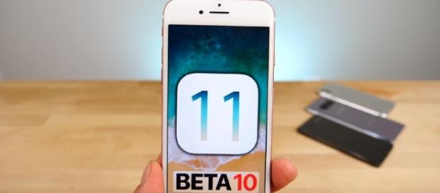 iOS 11 Beta 10 - YouTube/EverythingApplePro Channel