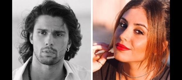 Luca Onestini e Giulia Latini: dichiarazioni prima del Gf Vip