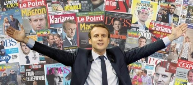 Macron chouchou des médias mais qui leur fait confiance ? - Ichtus - ichtus.fr
