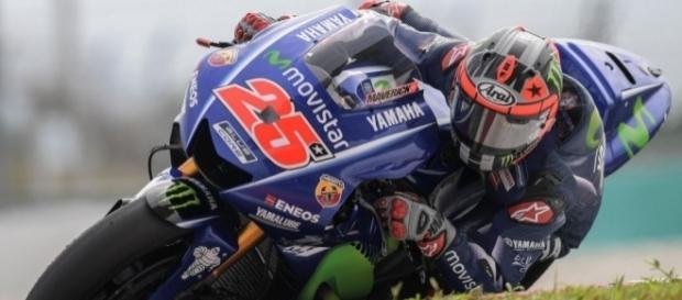 Maverick Vinales fastest on second day in Qatar - Qatar Grand Prix ... - eurosport.com