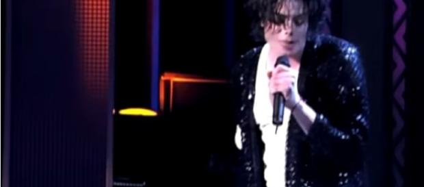 "Michael Jackson ""Billie Jean"" 30th Anniversary Madison Square Garden NY 