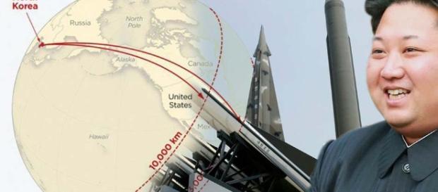 Misiles de Corea del Norte con capacidad para alcanzar a México ... - regeneracion.mx
