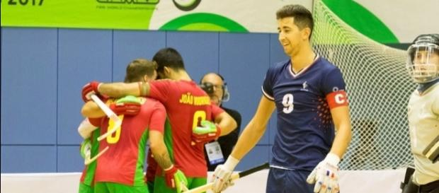 Portugal vai jogar as meias-finais frente à Argentina