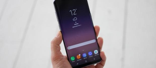 The upcoming Galaxy S9 series will ship with enhanced features- [Image via Flickr/Maurizio Pesce]