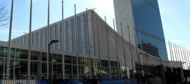 United Nations building in New York. / [Image by Prayitno via Flickr, CC BY 2.0]
